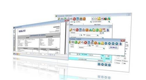 software de nomina, programa de nomina, temporales