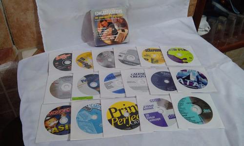 software de productividad en cd para pc