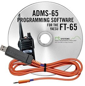 Software De Programación De Sistemas Rt Cable Usb-55 Yaesu F