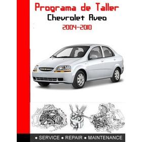 Software De Taller Aveo 2004-2010 1.6 O 1.5 Completo Español