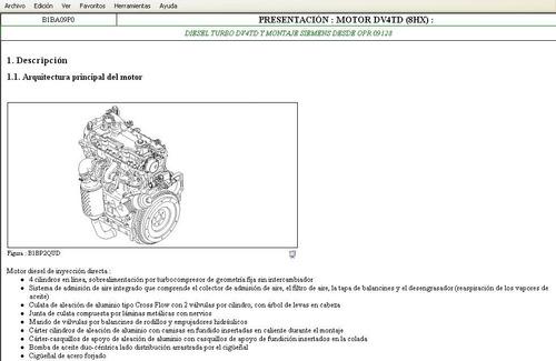 software de taller citroen xsara, 1997-2006,  español !!!