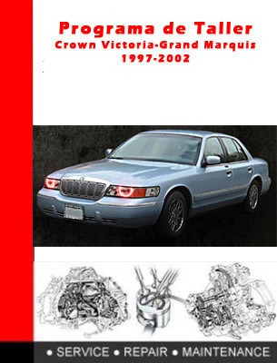 software de taller crown victoria-grand marquis 1997-2002