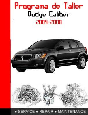 software de taller dodge caliber 2004-2008
