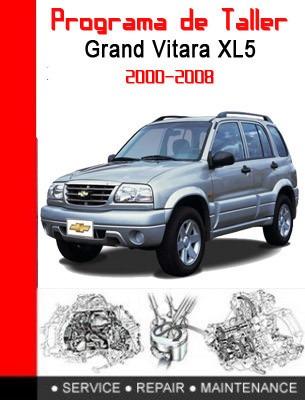 software de taller grand vitara xl5 2000-2007 ingles
