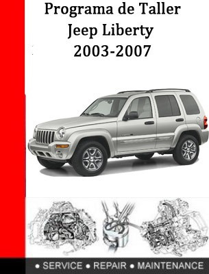 software de taller jeep liberty 03 al 2007
