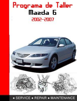 software de taller mazda 6 2002-2007