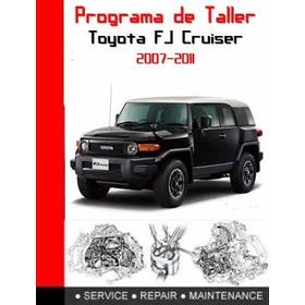 Software De Taller Toyota Fj Cruiser 2007-2011 Ingles