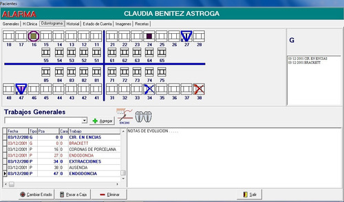 software dentis v3.0 administración consultorio ondotológico