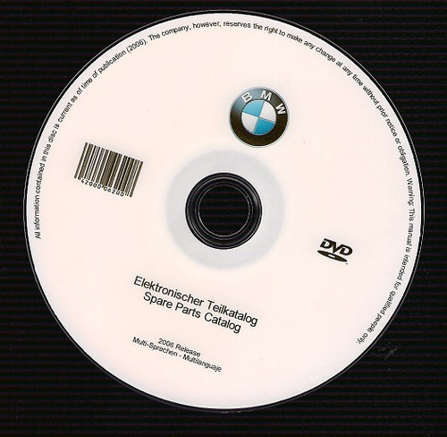 software despiece bmw