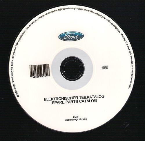 software despiece ford