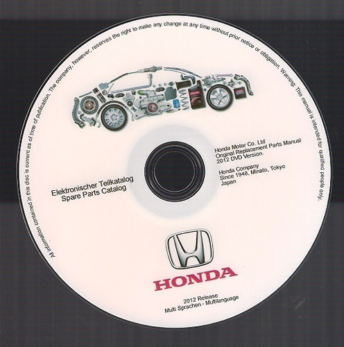 software despiece honda
