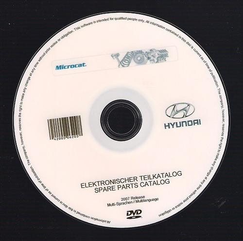 software despiece hyundai
