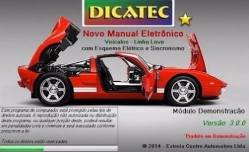 software  dicatec 3.3,dicatec 3.2 y dicatec 3.0