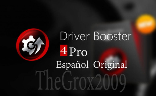 software driver booster 4 pro update español original
