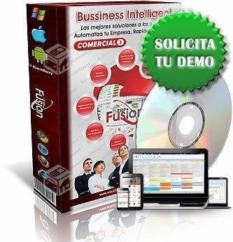 software erp-fusion business intelligent
