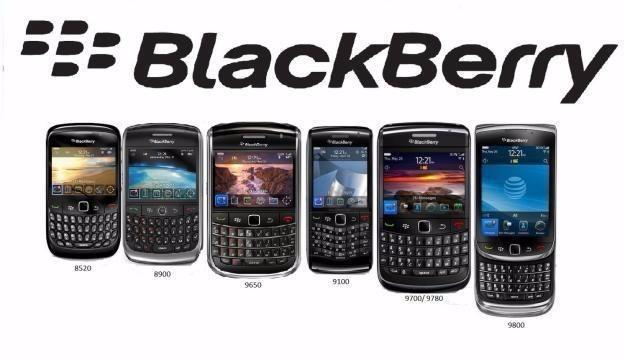 Software, Firmware O Instaladores Para Blackberry Instalado