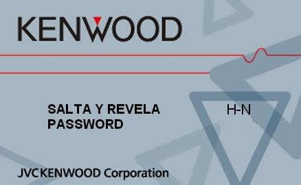 software kenwood kpg 100 d con  activador salta password