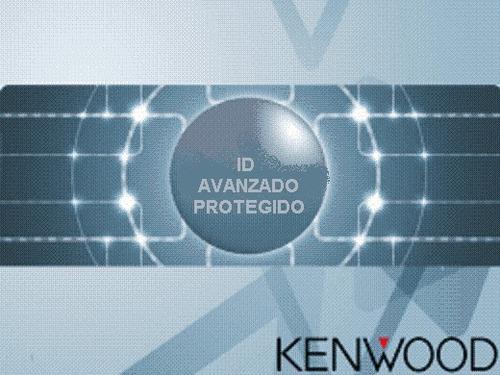 software kenwood kpg 158 d  2.20con  id  avanzado protegido