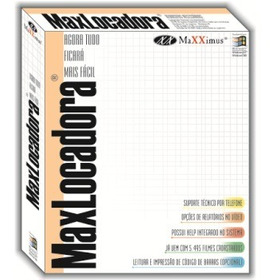 Software Maxlocadora 32bits