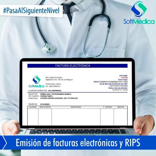 software médico especializado con telemedicina