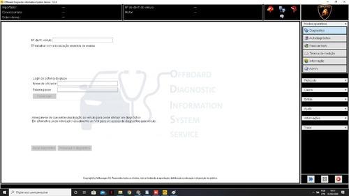 software odis 2020 versão 5.2.6