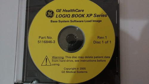 software original para ge logiq book xp