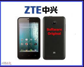 Software Original Zte V765m / Rom Stock / Oficial