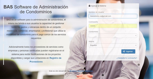 software para administrar tus condominios!!!
