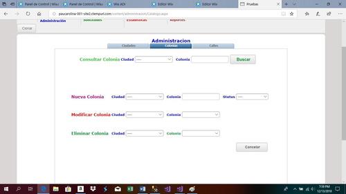 software para administrar ventas en abonos (cambaceo) paq 1