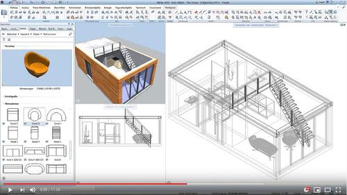 software para bim de arquitectura / ingenieria