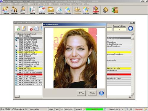 software para consultórios e clinica médica v1.0 - fpqsystem