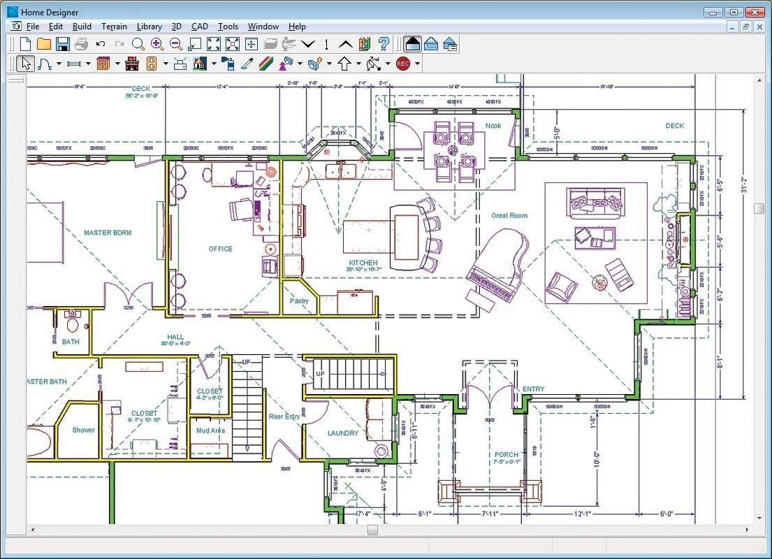 3d home design software para dise o de casa y jardin en 3d for Programa diseno de jardines