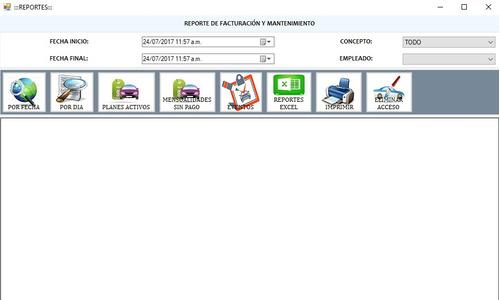 software para parqueadero
