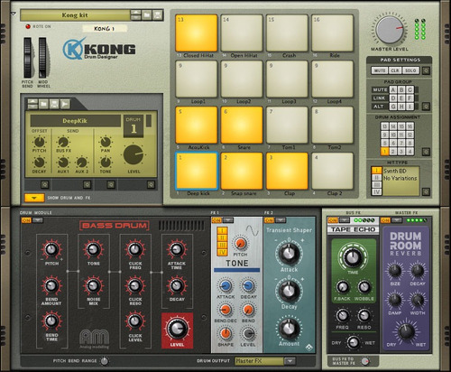 software para tocar musica en vivo o en estudio de grabacion