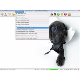 Software Petshop Clinica Veterinária + Agendamento V4.0 Plus