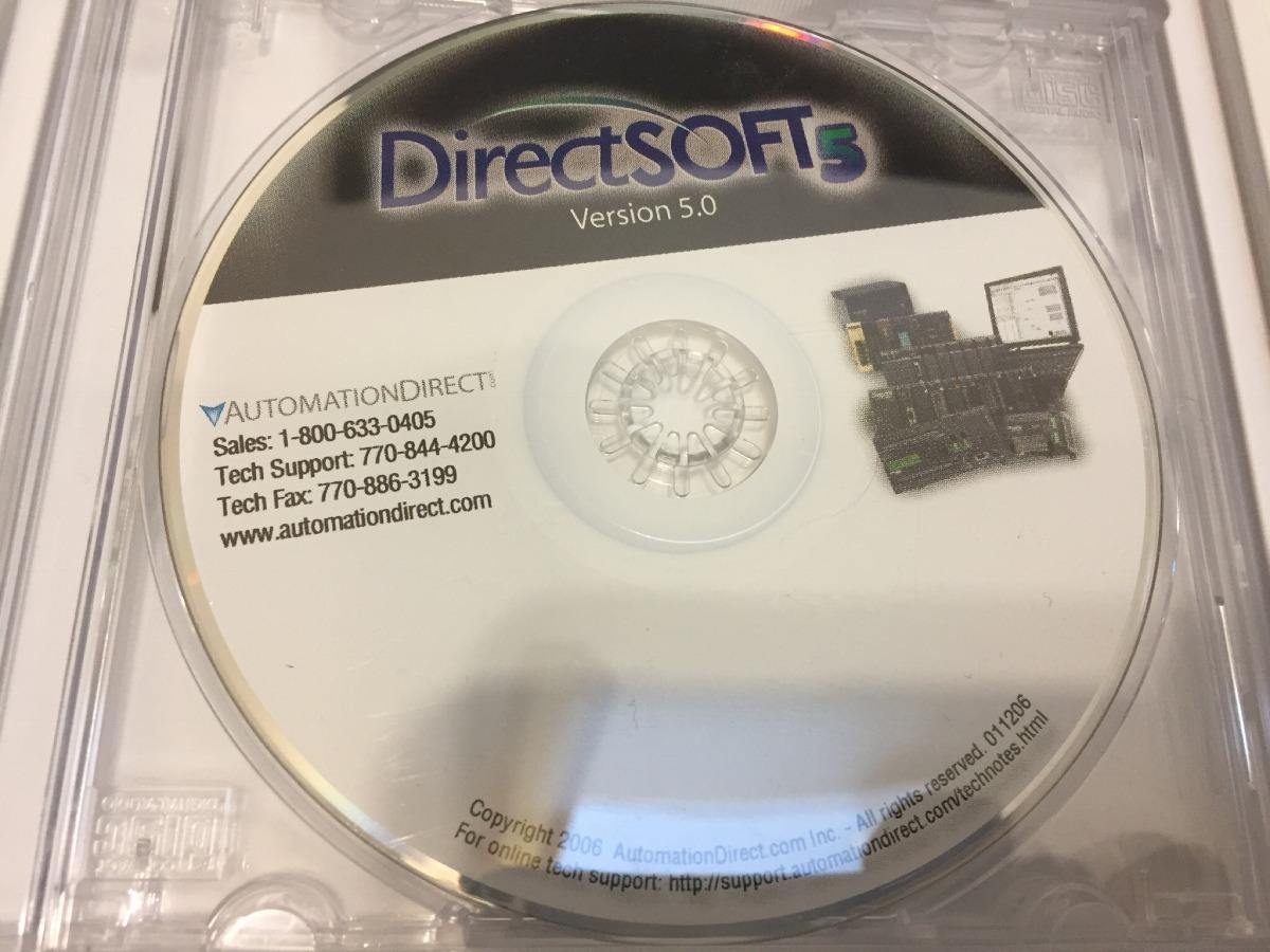 Software Plc Direct 5 - Original, Incluye Cable