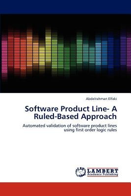software product line- a ruled-based approach;  envío gratis