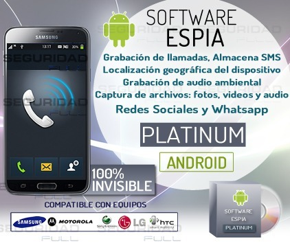 Descargar software espia para celulares android gratis - Spiare cellulare windows 7