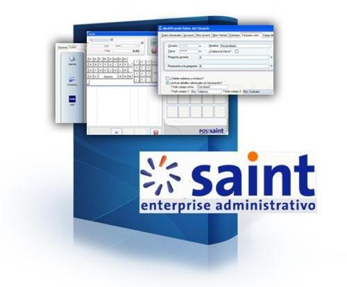 software programa sistema saint  contabilidad multiempresas