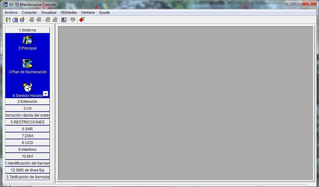 software programaci n central telef nica panasonic kx tes824 bs rh articulo mercadolibre com ve guia de usuario kx-tes824 Portada Manual De Usuario