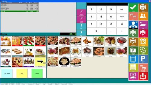 software restaurantes gestion cafeterias bar discotec