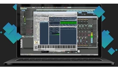 software sampler magix independence basic licencia original
