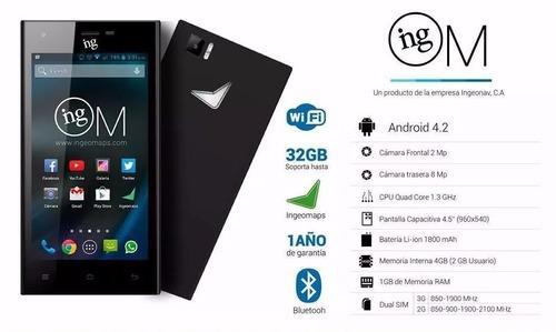 software telefono ing modelo: om mt6582 nuevo