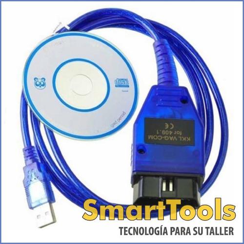 software vagcom 409.1 scanner kkl seat / vw / audi / skoda