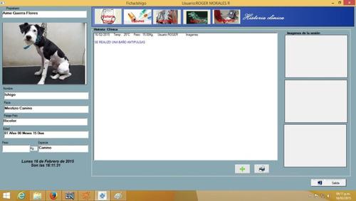 software veterinario