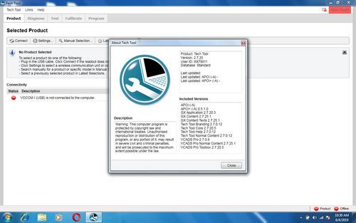 software volvo vcads pro 2.7.25