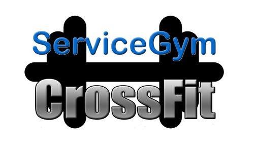 soga p/ saltar crossfit neoprene profesional grip servicegym
