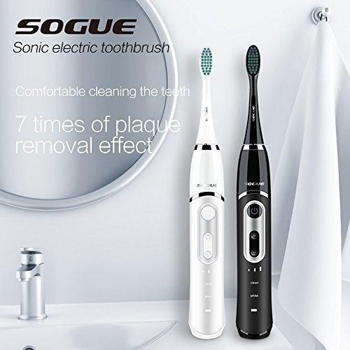 sogue cepillo de dientes eléctrico, carga
