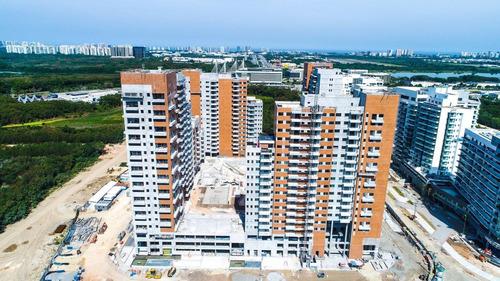 soho - barra - apartamento de 2 quartos com 63,79m2