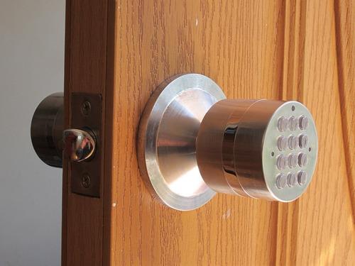 sohomill yl 99 cerradura con teclado electrónico sin llave